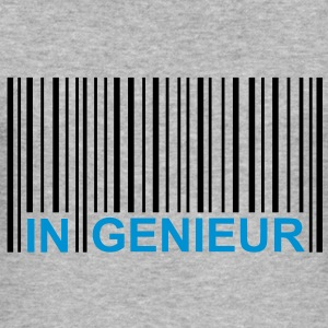 ingenieur - monteurs - Barcode Sweaters - slim fit T-shirt