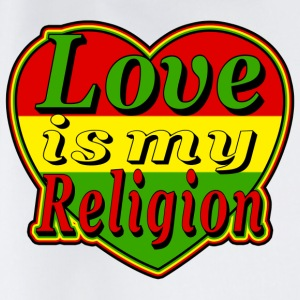 love is my religion Giacche - Sacca sportiva