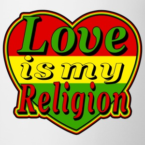 love is my religion Giacche - Tazza