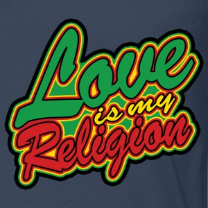 love is my religion Vestes - T-shirt manches longues Premium Homme