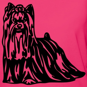 - www.dog-power.nl - CG -  - Ekologisk T-shirt dam