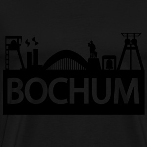 Skyline Bochum 2 Hoodies & Sweatshirts - Men's Premium T-Shirt