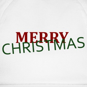 merry christmas Hoodies & Sweatshirts - Baseball Cap
