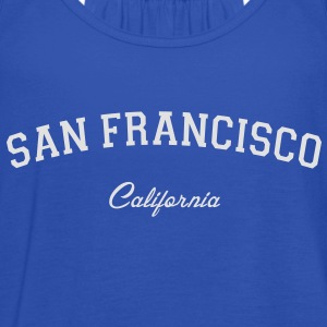 San Francisco - Women's Tank Top by Bella
