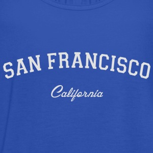 San Francisco Hoodie - Frauen Tank Top von Bella