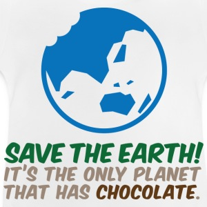 Save The Earth 2 (dd)++ Barn-T-shirts - Baby-T-shirt