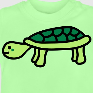 turtle Kinder Pullover - Baby T-Shirt