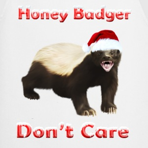 Honey Badger Don't Care - Cooking Apron
