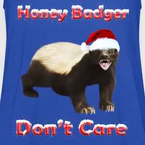 Honey Badger Don't Care - Women's Tank Top by Bella