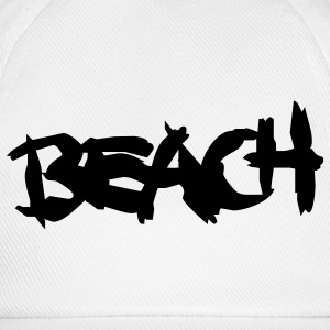 beach Long sleeve shirts - Baseball Cap