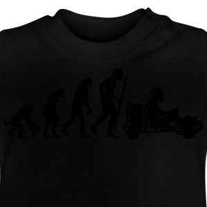 Evolution of Karting Kinder sweaters - Baby T-shirt