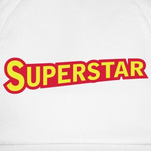 superstar_sign T-shirts - Baseballkasket
