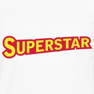 superstar_sign T-shirts - Herre premium T-shirt med lange ærmer