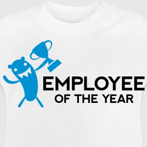 Employee Ofthe Year 4 (2c)++ Kinder T-Shirts - Baby T-Shirt