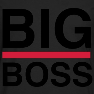 Big Boss Tee shirts - T-shirt manches longues Premium Homme