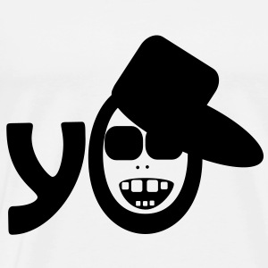 YO! Hip Hop - Men's Premium T-Shirt