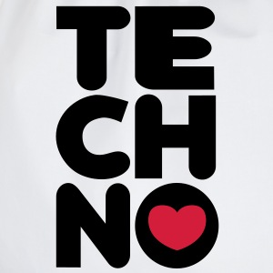 Techno Tower T-shirt - Sacca sportiva