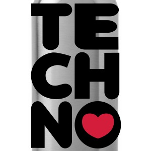 Techno Tower Felpe - Borraccia