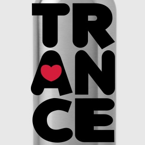 Trance Tower Tee shirts - Gourde