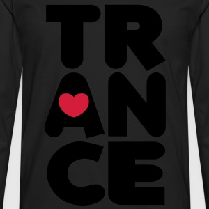 Trance Tower T-Shirts - Men's Premium Longsleeve Shirt