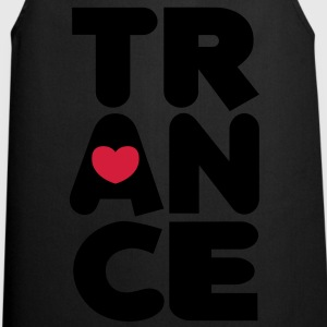Trance Tower Barn-T-shirts - Förkläde
