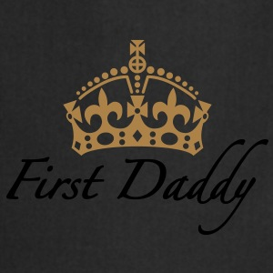 First Daddy | Crown | Krone T-Shirts - Kokkeforkle