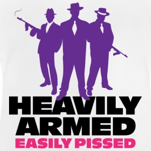 Heavily Armed 1 (dd)++ Tee shirts Enfants - T-shirt Bébé