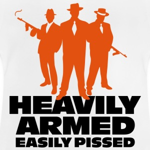 Heavily Armed 1 (2c)++ Tee shirts Enfants - T-shirt Bébé