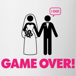 Game Over 3 (dd)++ Tee shirts - Tasse