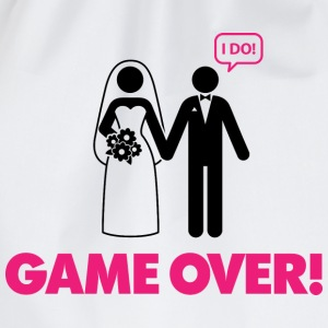 Game Over 3 (dd)++ T-shirts - Gymtas