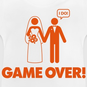Game Over 3 (1c)++ Børne T-shirts - Baby T-shirt