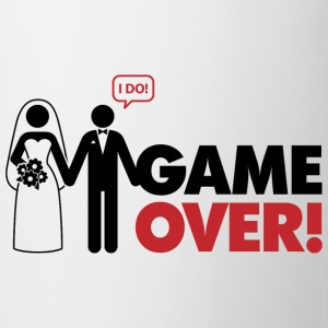 Game Over 2 (dd)++ Barneskjorter - Kopp