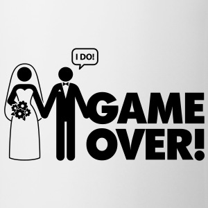 Game Over 2 (1c)++ Felpe - Tazza