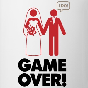 Game Over 1 (dd)++ T-shirt - Tazza
