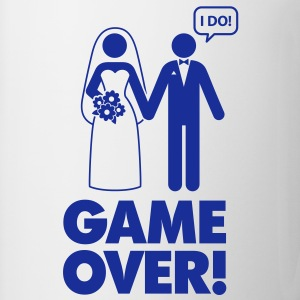 Game Over 1 (1c)++ T-shirts - Kop/krus