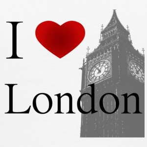 i love london Mugs  - Men's Premium T-Shirt