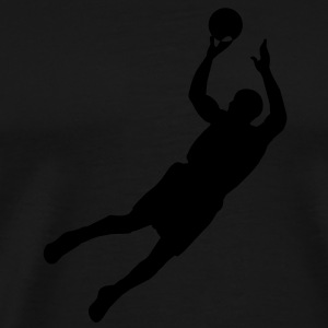 Men basketball - Herre premium T-shirt