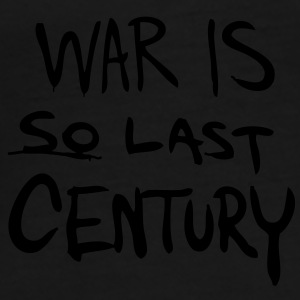 War is SO last Century Bags  - Men's Premium T-Shirt