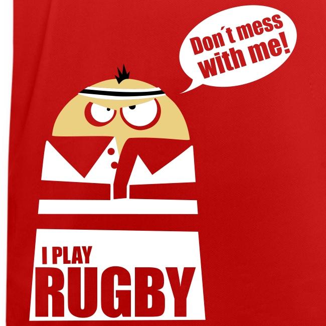 Männer T-Shirt Motiv: I play Rugby