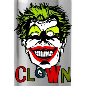 clown Hoodies - Water Bottle