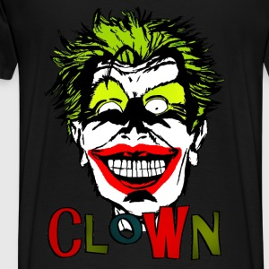 clown Hoodies - Men's Premium T-Shirt