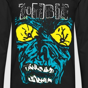 zombie Tee shirts - T-shirt manches longues Premium Homme