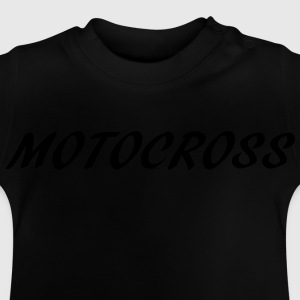 motocross Sweats Enfants - T-shirt Bébé