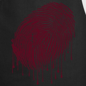 Fingerprint T-Shirts - Cooking Apron