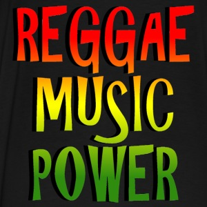 reggae music power Gensere - Premium T-skjorte for menn