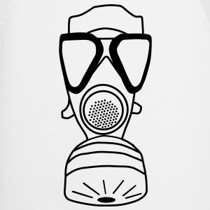 gas mask Hoodies & Sweatshirts - Cooking Apron