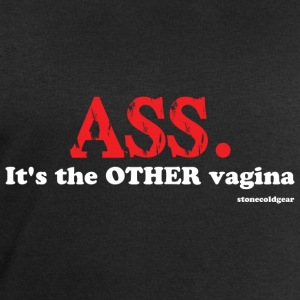 ass the other vagina T-Shirts - Men's Sweatshirt by Stanley & Stella