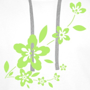 Flower Women's Classic T-shirt - Men's Premium Hoodie