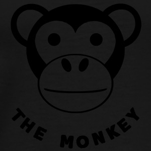 the monkey Sacs - T-shirt Premium Homme