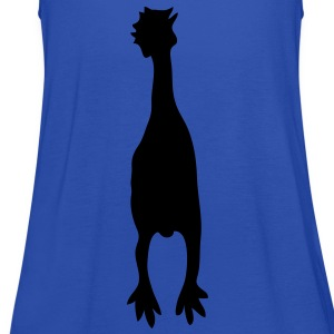 Rooster  Aprons - Women's Tank Top by Bella